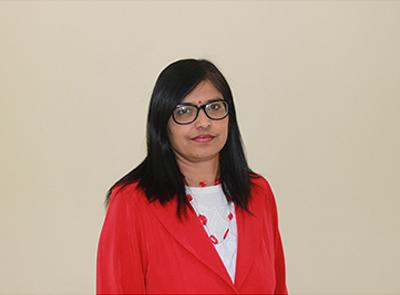 Mrs P Munnhar